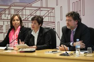 160215 Foto Olga Gil Presentacion Libro Smart Cities Tarragona