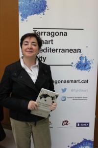 160215 Foto Olga Gil Presentacion Libro Smart Cities Tarragona DOS