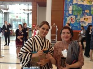 Global Summit of Women 2016 Warsawa Dr. Olga Gil